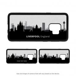Liverpool Galaxy S9 Case