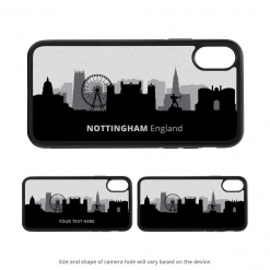 Nottingham iPhone X Case