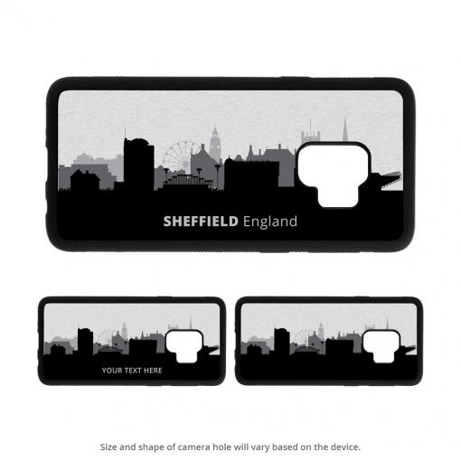 Sheffield Galaxy S9 Case