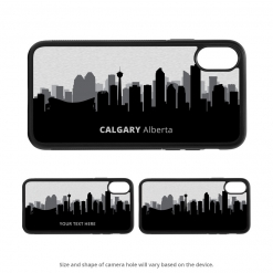 Calgary iPhone X Case