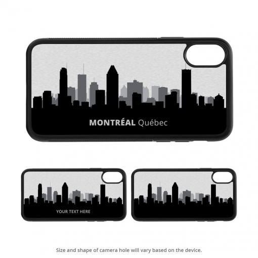 Montréal iPhone X Case