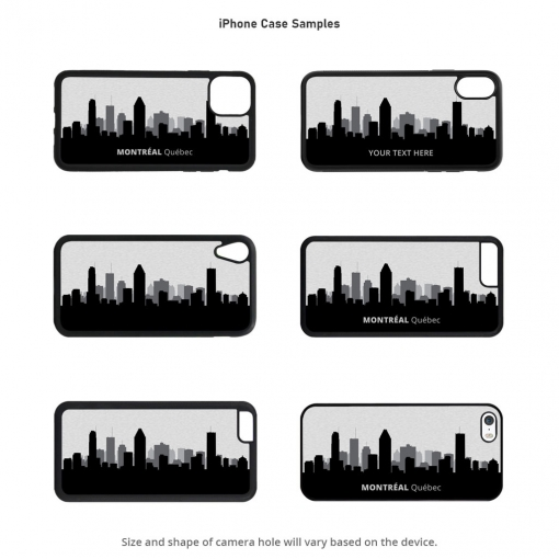 Montréal iPhone Cases