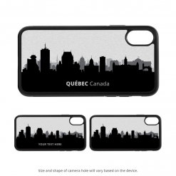 Québec iPhone X Case