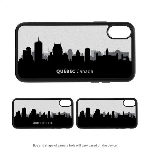 Québec iPhone X Case