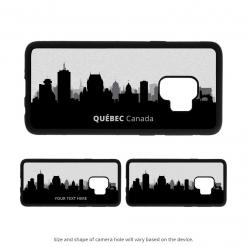 Québec Galaxy S9 Case