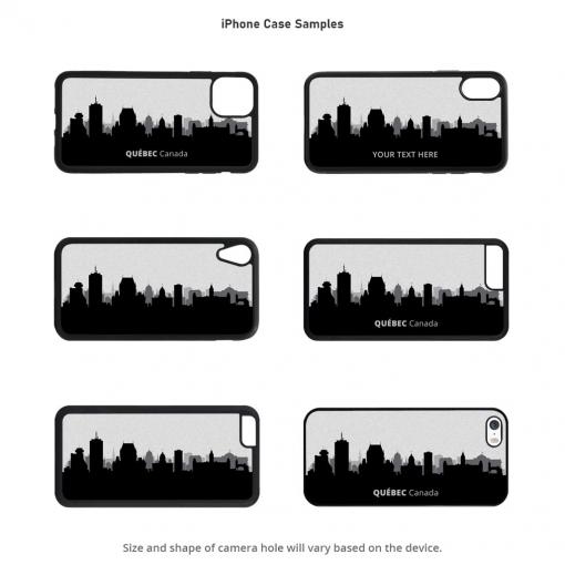 Québec iPhone Cases