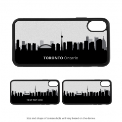 Toronto iPhone X Case