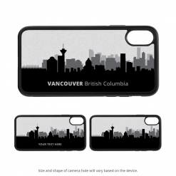 Vancouver iPhone X Case