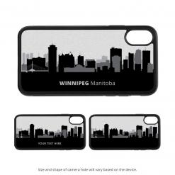 Winnipeg iPhone X Case