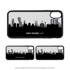 Abu Dhabi iPhone X Case