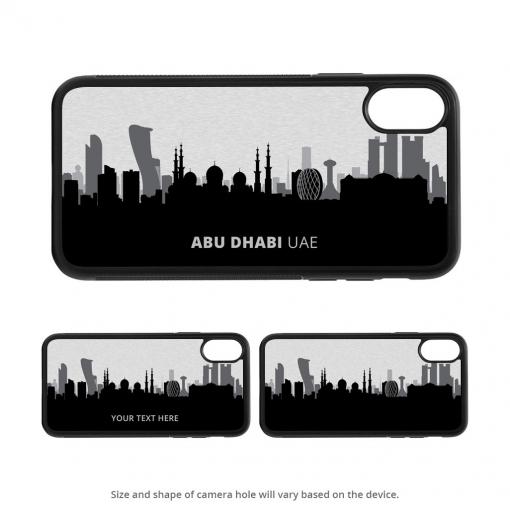 Abu Dhabi iPhone X Case
