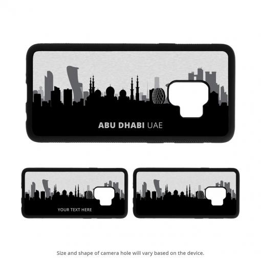 Abu Dhabi Galaxy S9 Case