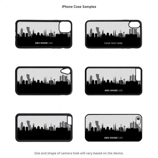 Abu Dhabi iPhone Cases
