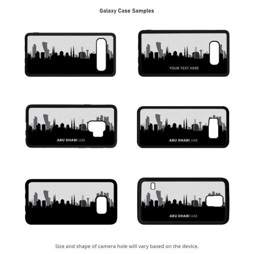 Abu Dhabi Galaxy Cases