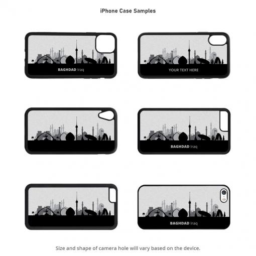 Baghdad iPhone Cases