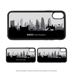 Baku iPhone X Case