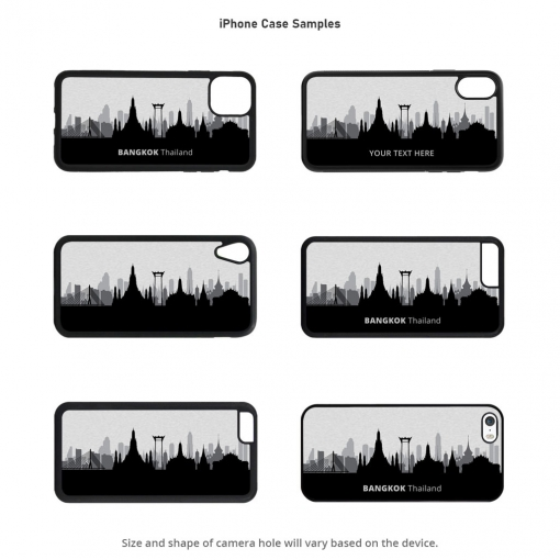 Bangkok iPhone Cases