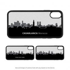 Casablanca iPhone X Case