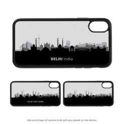 Delhi iPhone X Case
