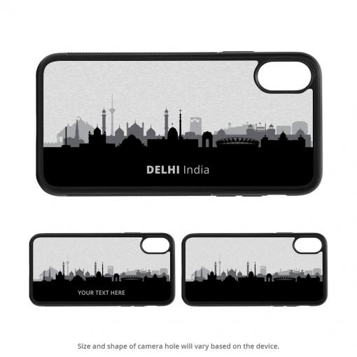 Delhi iPhone X Case