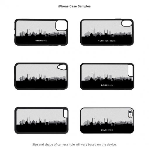 Delhi iPhone Cases