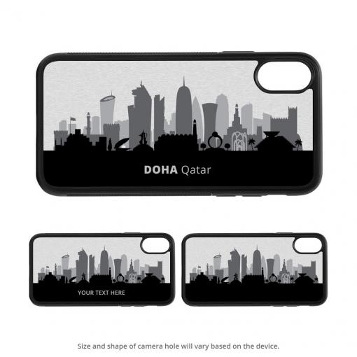 Doha iPhone X Case