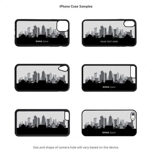 Doha iPhone Cases