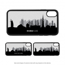Dubai iPhone X Case