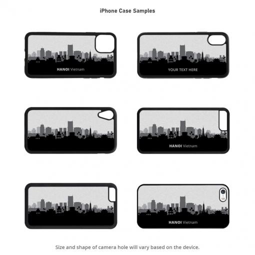Hanoi iPhone Cases