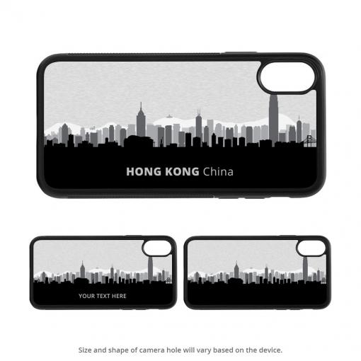 Hong Kong iPhone X Case