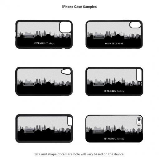 Istanbul iPhone Cases