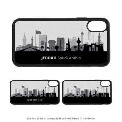 Jeddah iPhone X Case