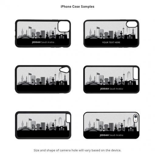 Jeddah iPhone Cases