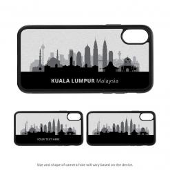 Kuala Lumpur iPhone X Case