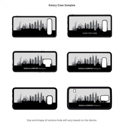 Kuala Lumpur Galaxy Cases