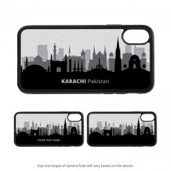 Karachi iPhone X Case