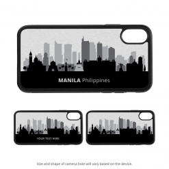 Manila iPhone X Case
