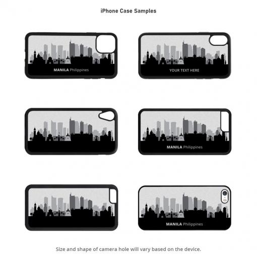Manila iPhone Cases