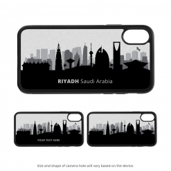 Riyadh iPhone X Case