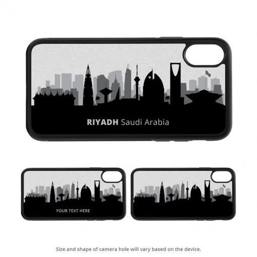 Riyadh iPhone X Case