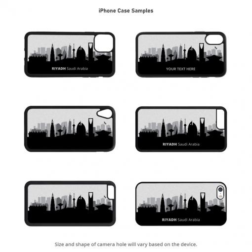 Riyadh iPhone Cases