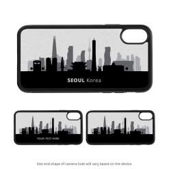 Seoul iPhone X Case