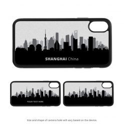 Shanghai iPhone X Case