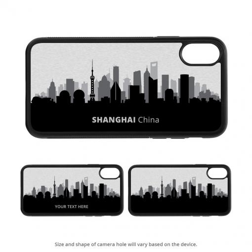 Shanghai iPhone X Case