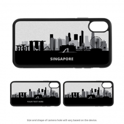 Singapore iPhone X Case