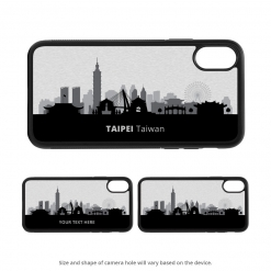 Taipei iPhone X Case