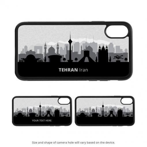Tehran iPhone X Case