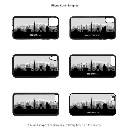 Tehran iPhone Cases