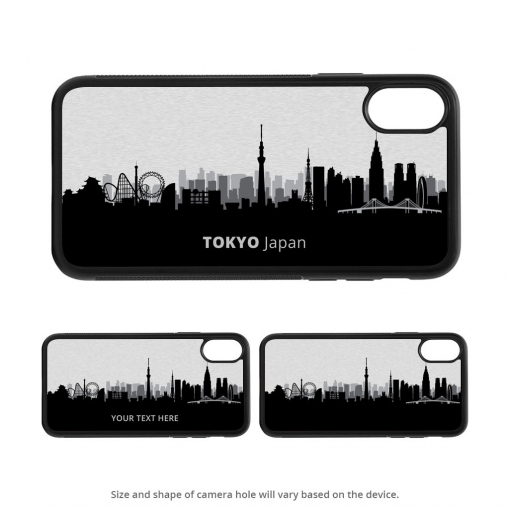 Tokyo iPhone X Case