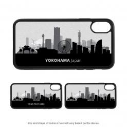 Yokohama iPhone X Case